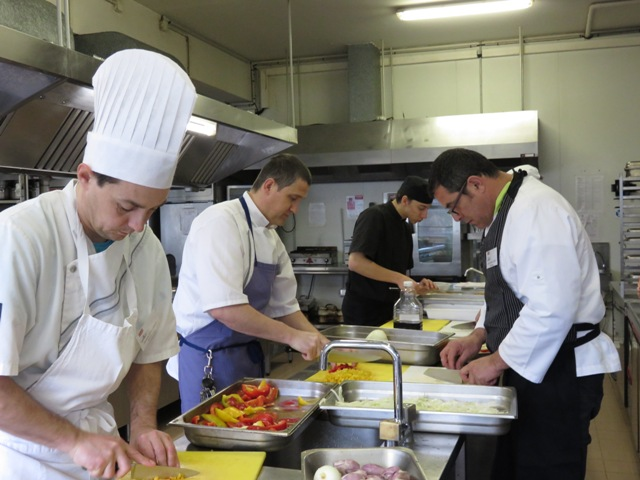 Journee portes ouvertes samedi 21 mars 2015 lycee hotelier marie curie - Bac pro cuisine montpellier ...